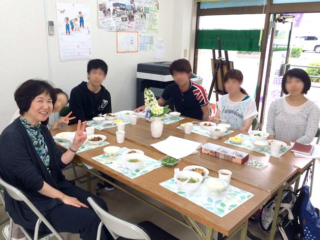 医系学生サポートセンター山口 ランチタイムミーティング